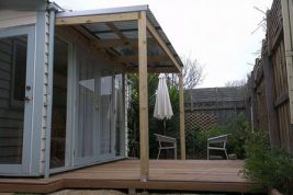timber pergolas melbourne